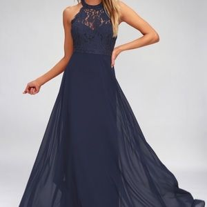 LULUS Maxi Gown